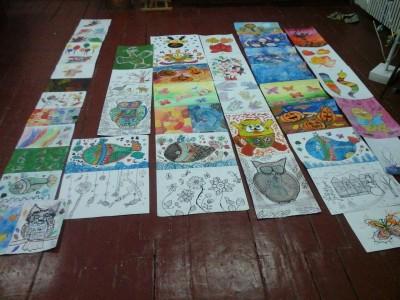 Декоративний розпис та малярство